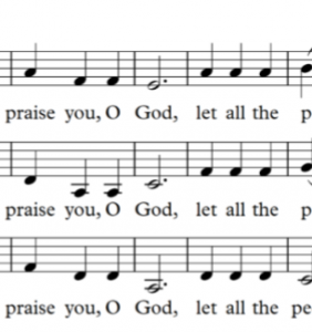 Psalm: 20th Sunday in Ordinary Time, Year A